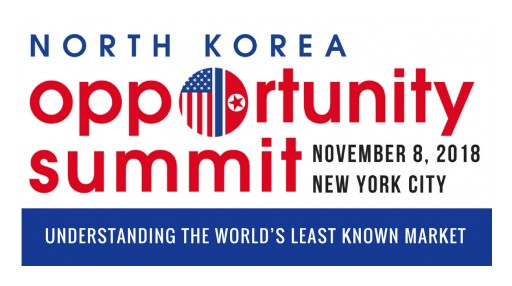 North Korea Opportunity Summit to Take Place November 8 in NYC