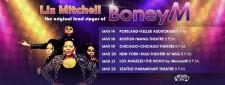 Disco sensation Boney M. returns to the U.S.