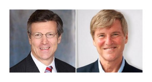 NFL 'Super Agent' Leigh Steinberg and Former Vice Chairman of the NASDAQ David Weild to Host the InvestAcure Cure Coin Awards Reception During the Alzheimer's Association International Conference