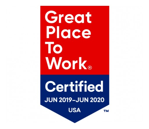 Alloy Software Achieves Great Place to Work Certification