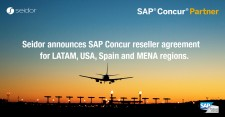 SEIDOR Announces SAP Concur Reseller Agreement