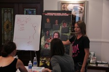 """Church of Scientology Nashville organized a World Mental Health Day """"lunch and learn."""""""