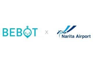 Bebot x Narita Airport