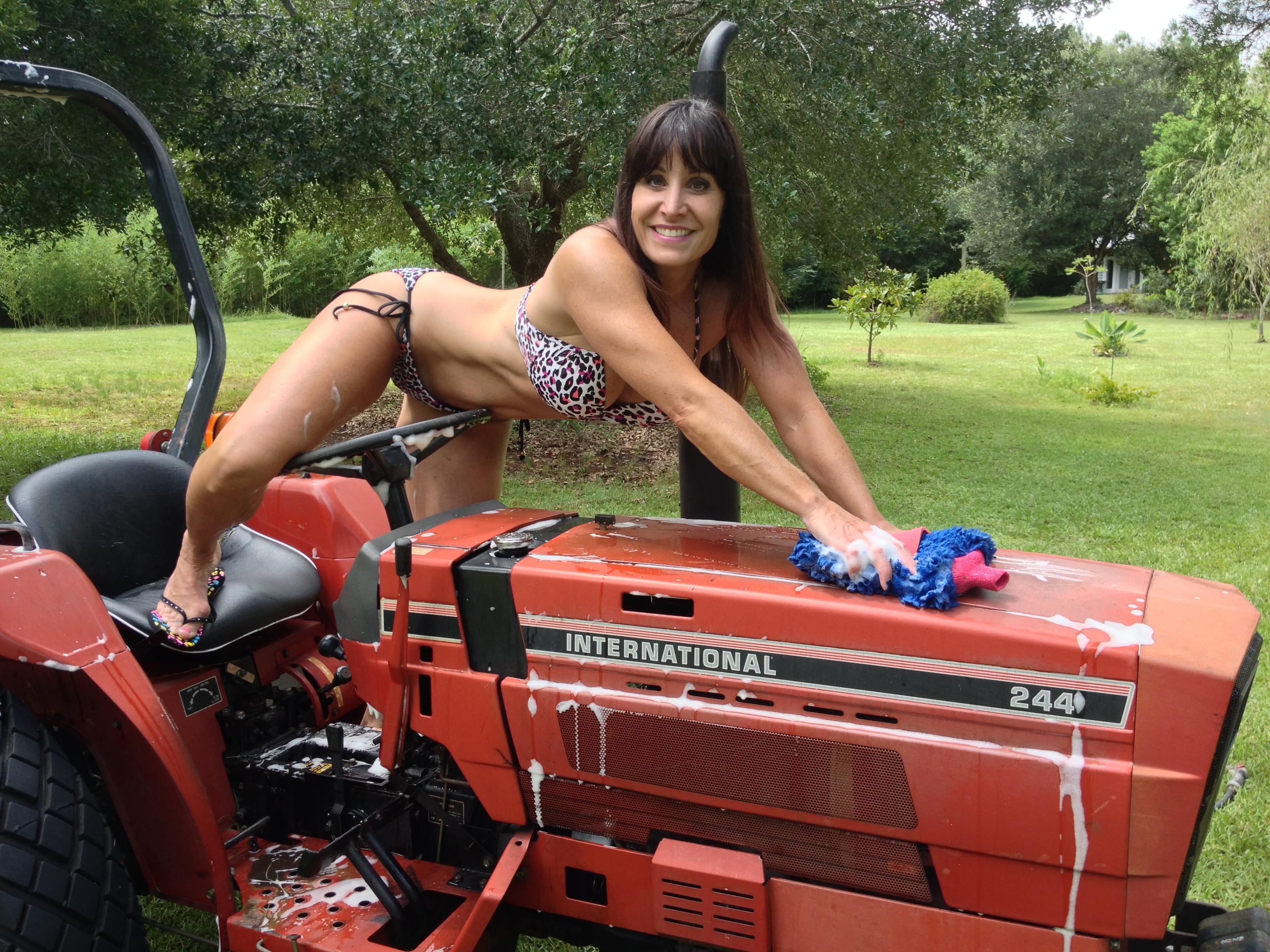 Jen The Farm Girl