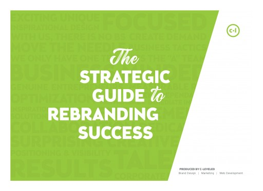 C-Leveled Offers Free Guide for Successfully Rebranding in 2019