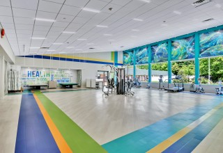 Brookside Multicare Nursing Center Gym