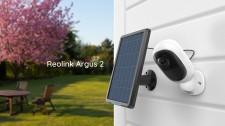 Reolink Argus 2 & Reolink Solar Panel