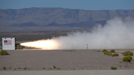 State-of-the-Art Solid Rocket Motor Development and Manufacturing Facility Completed at Spaceport America