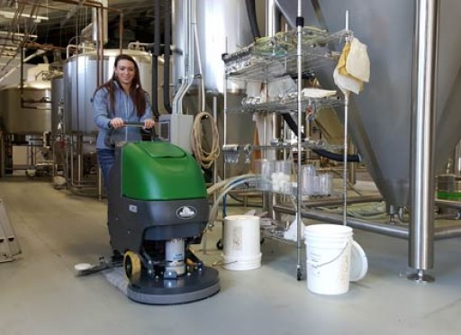 Sticky Brewery Floors Could Be a Thing of the Past