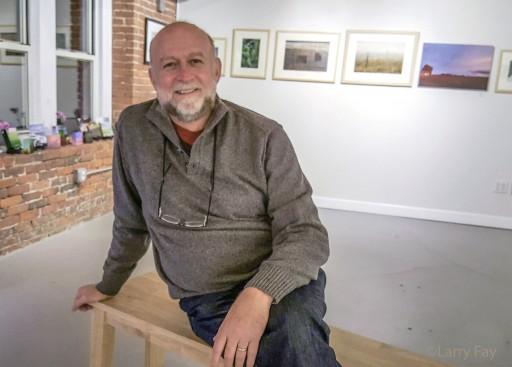 J Jake Art Gallery Opens in Courtyard at 46 Waltham Street Boston