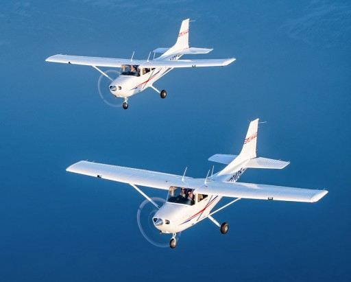 ATP Flight School Takes Delivery of Eight New Cessna 172 Skyhawk Pistons