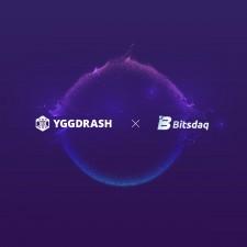 YGGDRASH x Bitsdaq