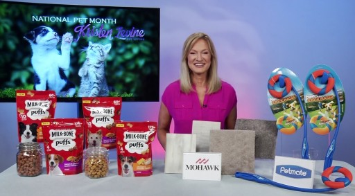 Kristen Levine 'The Wizard of Paws' on National Pet Month for Tips on TV Blog