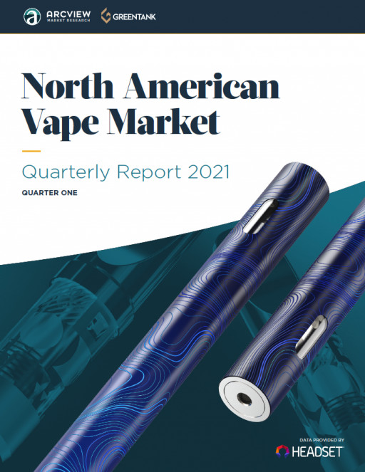 New Trends in Existing Cannabis Vape Markets Lead to Increase in Sales and Users