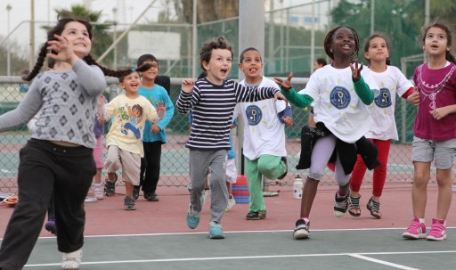 WSJ Publishes Inspiring Story From Israel Tennis Centers Alum for International Day of Sport for Development and Peace