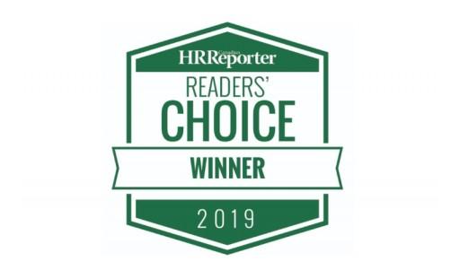 Crestcom International Wins 2019 Canadian HR Reporter Reader's Choice Award