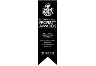 2017-2018 Best Leisure Architecture Caribbean Award