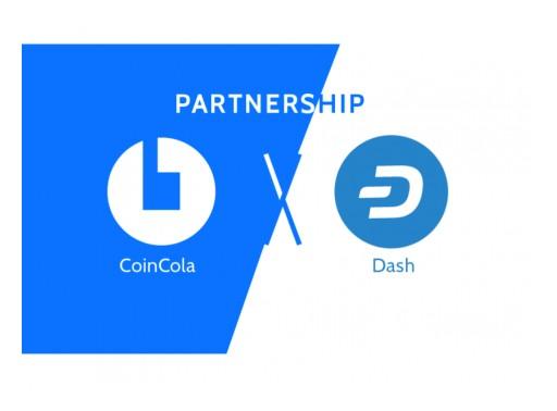 Crypto Exchange CoinCola Announces Partnership With Dash - Launches in Venezuela