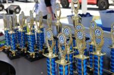 Street VW Car Show Trophies