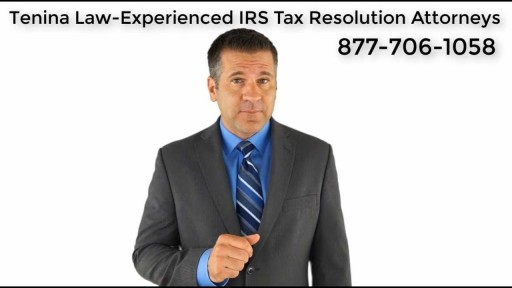 IRS Tax Resolution Attorney-Tax and Dispute Resolution Attorney -877-706-1058