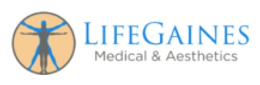 Dr. Richard Gaines and the Team at Life Gaines Medical & Aesthetics Center in Boca Raton Open Their Doors to the South Florida Community
