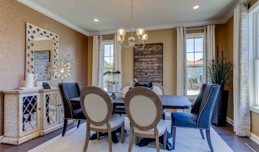 Buyer Enticed by First-Floor Master Suite and Maintenance-Free Setting at the Villas at Trafford Place in Naperville