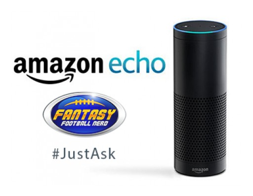 Fantasy Football Nerd Updates Skill for Amazon Alexa