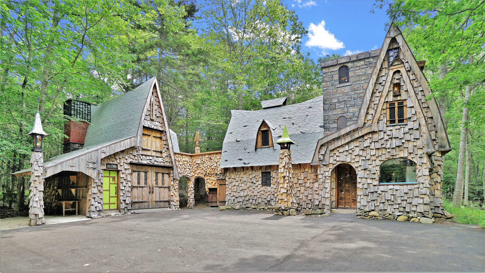 Storybook Cottage By Renowned Designer Offered At Auction Newswire