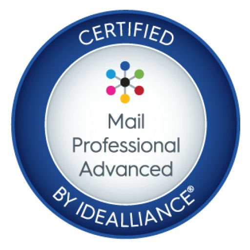 AccuZIP Continues to Gain Momentum in Achieving MailPro Certifications - Competitors Follow Suit