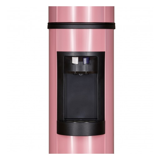 Aquaverve Introduces 'PINK' Stainless Steel Water Coolers in Support of Breast Cancer Awareness