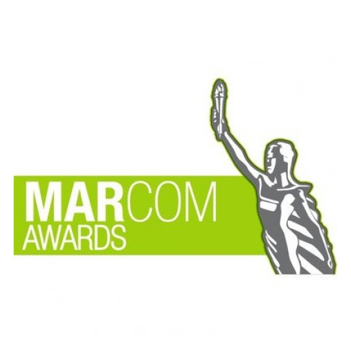 Counterintuity Wins PLATINUM  at the 2018 National MarCom Awards