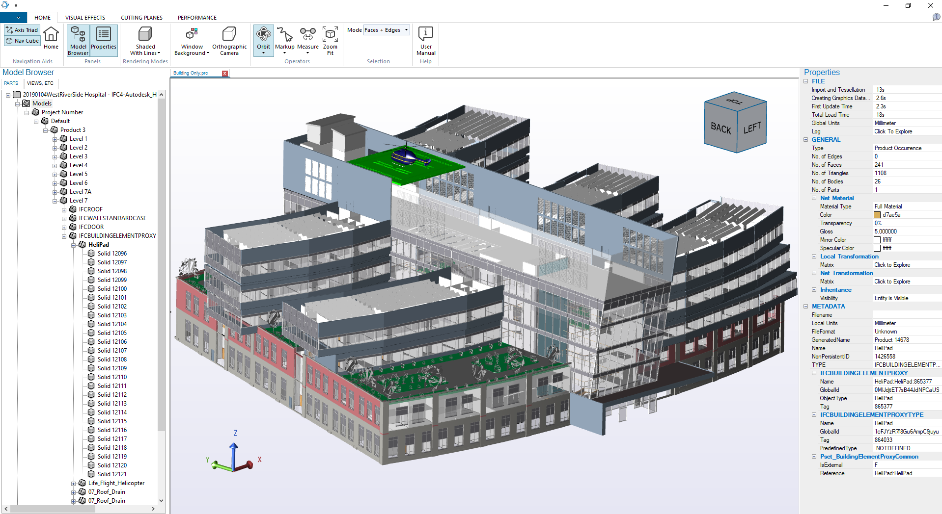 HOOPS Exchange 2019 Supports Autodesk Revit for AEC Workflows | Newswire