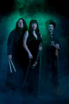 Fiddle Witch And The Demons of Doom Contend for Grammy Award Nomination with Midnight Mayhem single