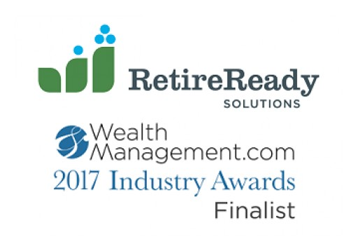 RetireReady Solutions Honored for Industry Innovation