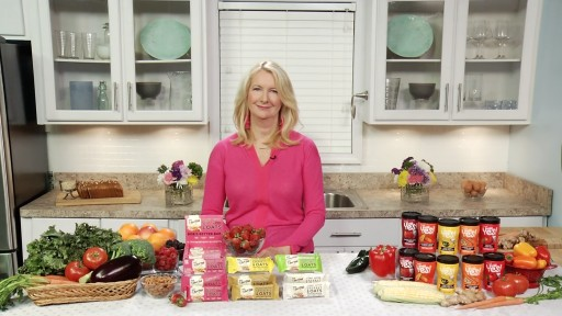 Top Nutrition Expert Carolyn O'Neil Shares the 'Dish' on Eating Healthy and Being Fabulous With TipsOnTV Blog