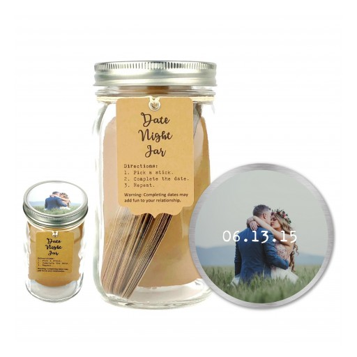 GTKY Proudly Presents Their Exclusive Collection of Date Night Idea Jars - Creating 'Getting to Know You' Adventures