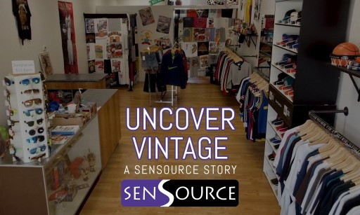 SenSource Supplies People Counting Technologies to Uncover Vintage