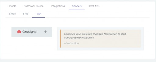 Marketing Automation Retainly Now Has Push Notification With OneSignal