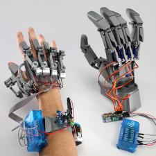 The Robot Exo-Hand