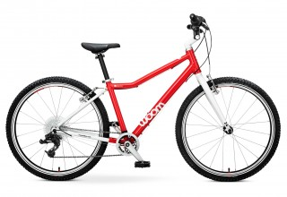 "woom 5 bike - 24"" bike for children age 7-11"