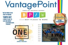 Vantagepoint Honored for 10th Time!