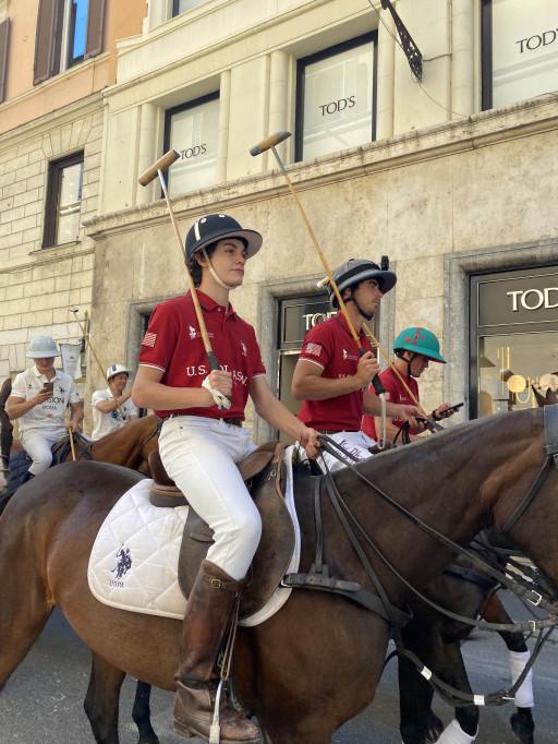 U.S. Polo Assn. Announced as Official Apparel & Team Sponsor for the Italia Polo Challenge - Porto Cervo Arzachena 2021