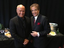 Pastor Greg Laurie and Actor and Minister Mel Novak