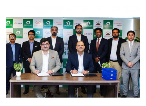 JS Bank & Zameen.com Collaborate to Provide Home & Solar Financing to Its Customers