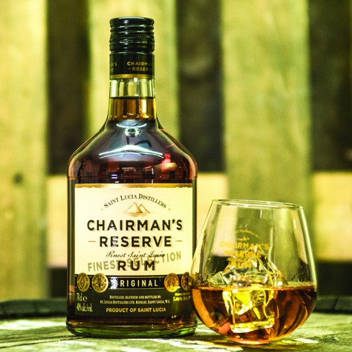 Chairman's Reserve Brings the Heritage of St. Lucian Rum With Fresh New Look