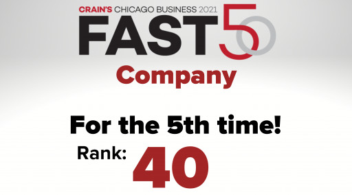 GP Transco Secures Fifth Crain's Fast 50 Listing
