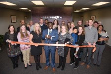 Ribbon-Cutting Ceremony with LearningRx CEO Kim Hanson