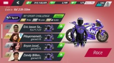 Race and win passes to races in the BT Sports MotoGP Tournament