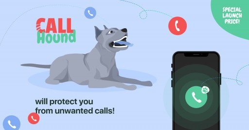 CallHound Unwanted Calls Blocker for iOS Just Released by Software Development Company From Ukraine