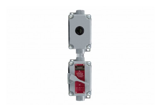 Larson Electronics Releases 24V DC Explosion-Proof Switch, 5A, CID1, 2-Pole On/Off Switch